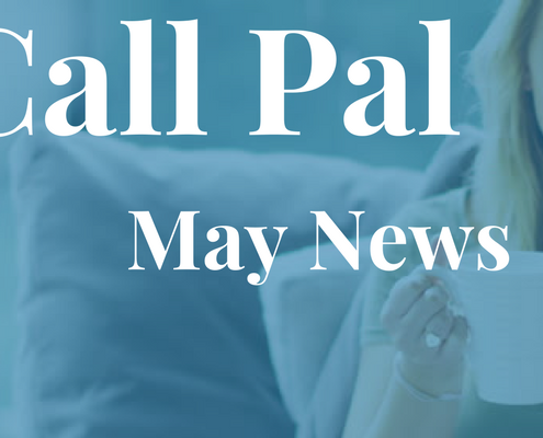 Call Pal May Newsletter