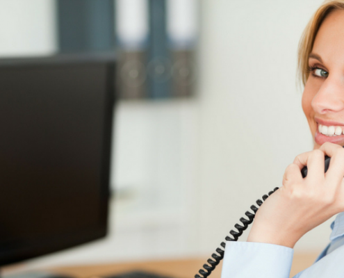 call answering service Ireland