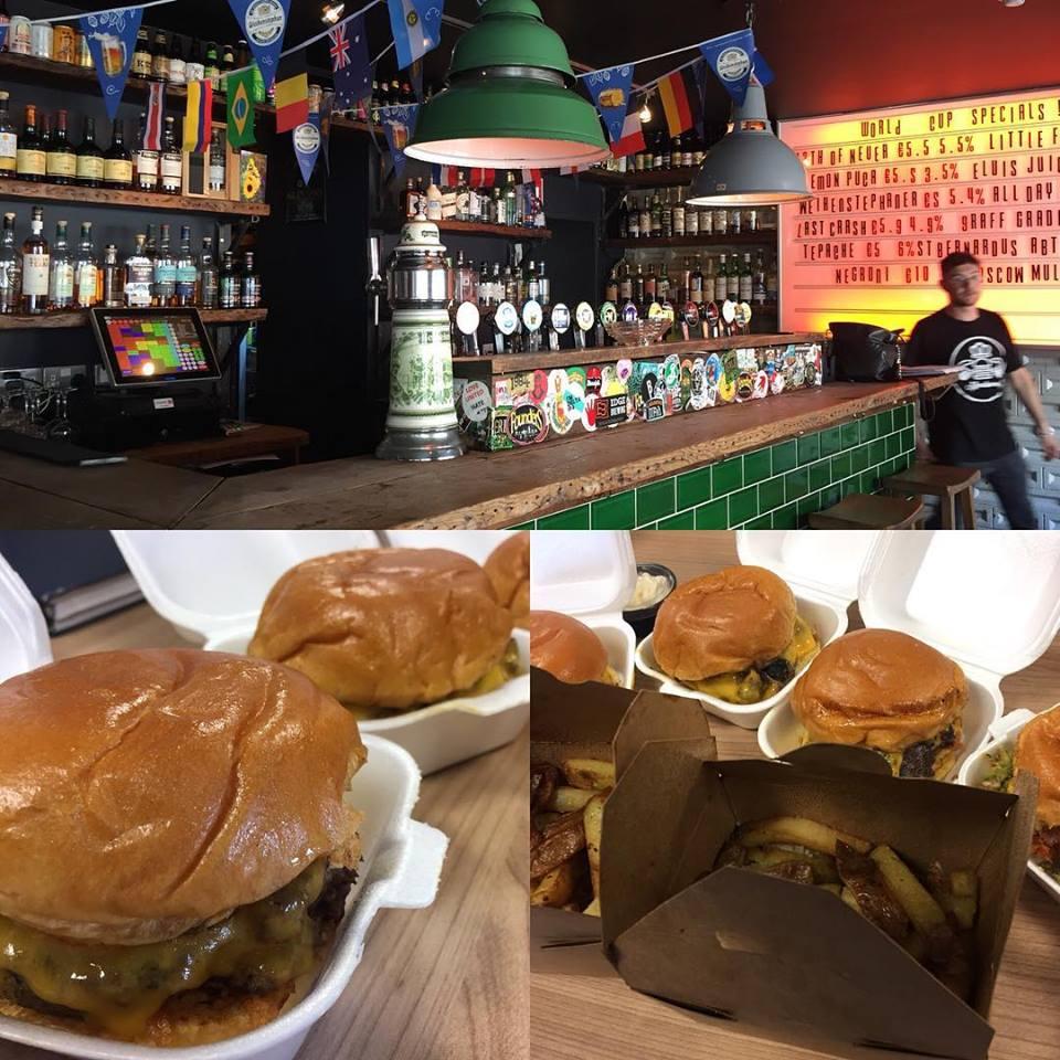National burger day photo