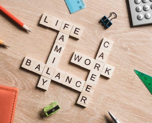 maintain work life balance