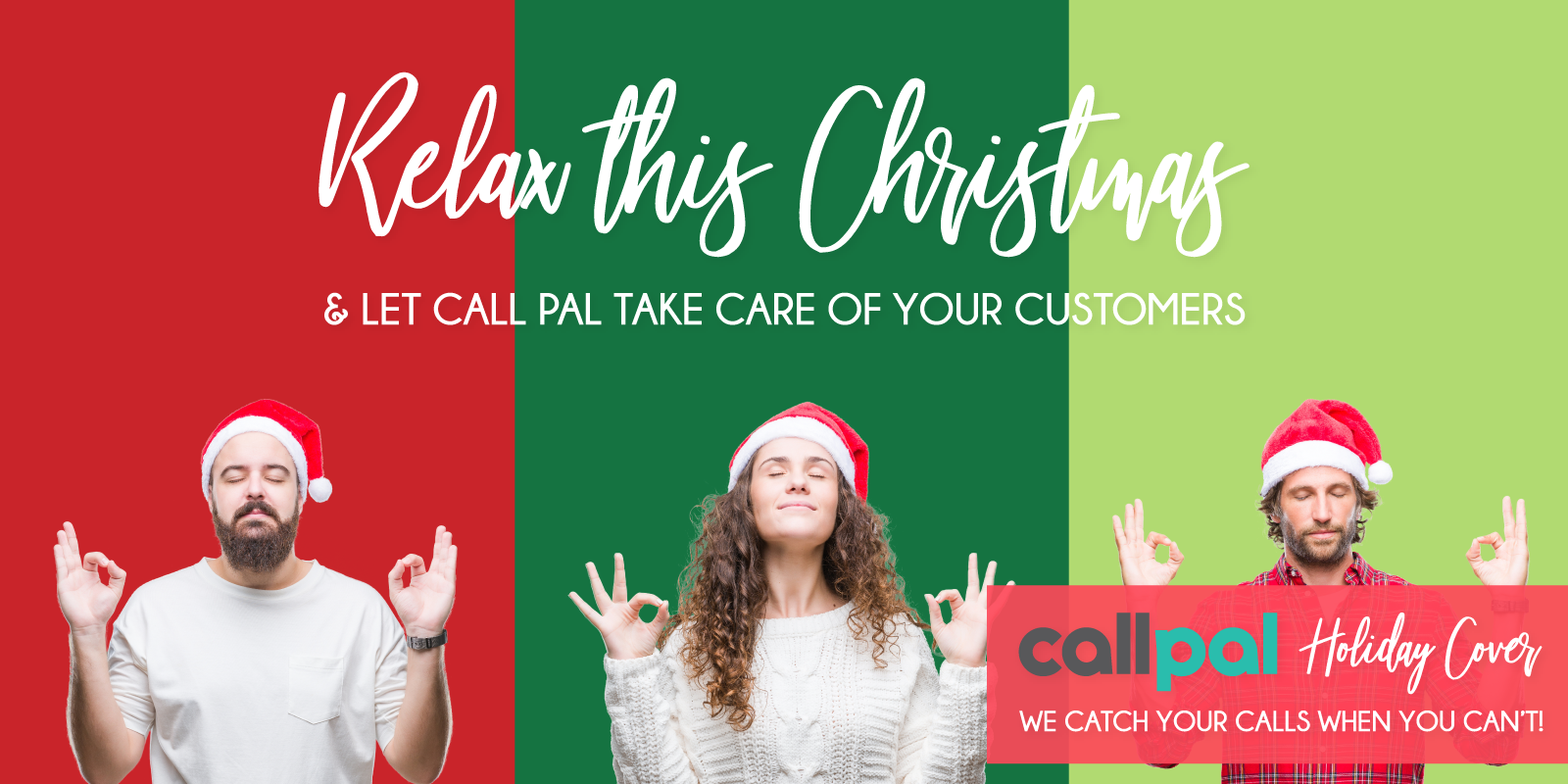 Call Pal Christmas Cover