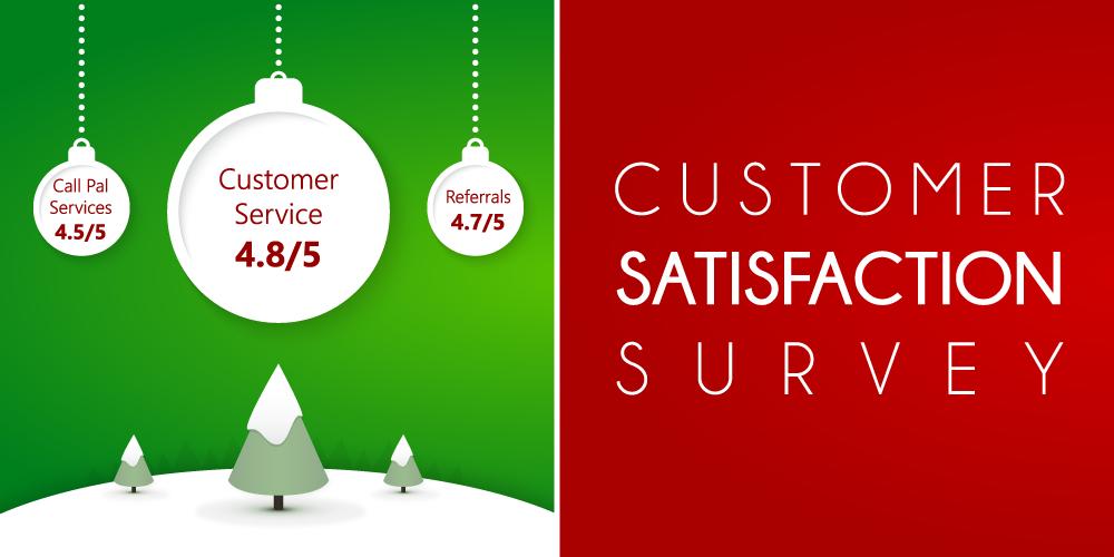 Call Pal customer satisfaction survey