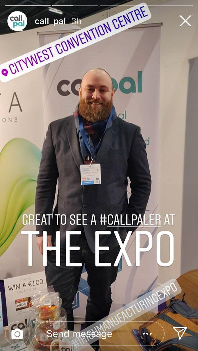 Call Pal expo