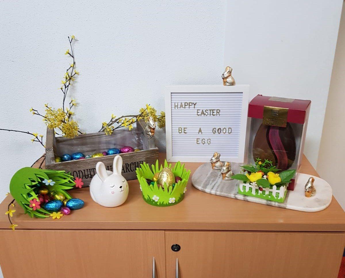 Easter at Call Pal