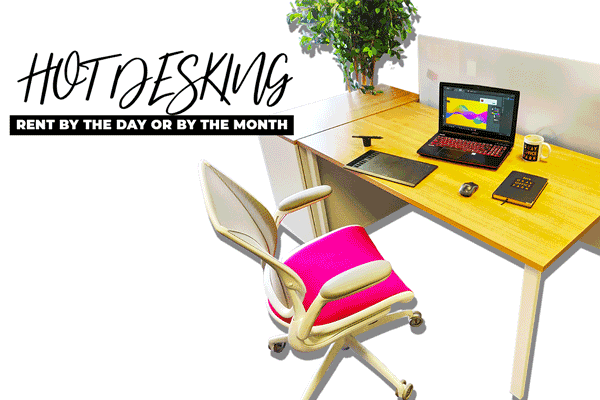 Hot-desking